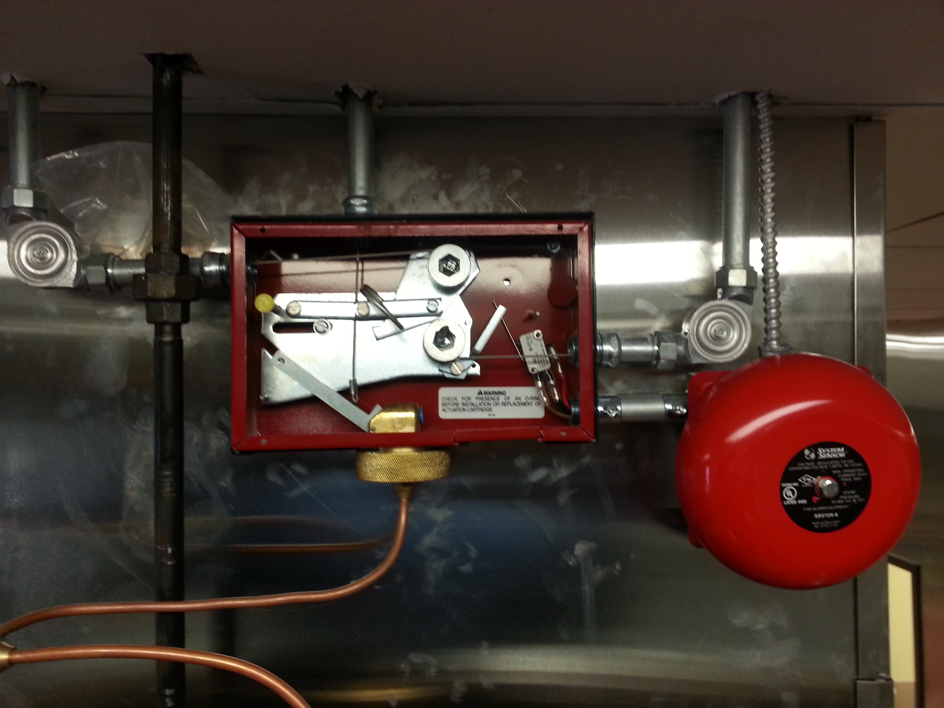 Kitchen Fire Suppression Systems | Dallas Fire Extinguisher Service ...