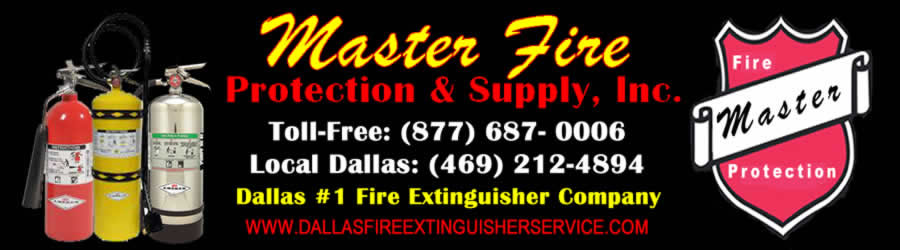 Fire extinguisher inspection service recharge company of dallas plano garland fort worth mesquite mckinney texas