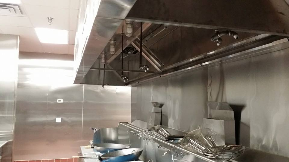Houston Kitchen Fire Systems, Kitchen Hood ...