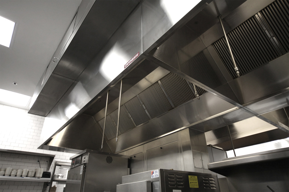 Exhaust Hoods Of Dallas Garland Plano Richardson Texas