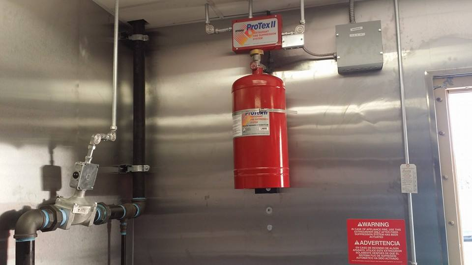kitchen fire suppression systems of dallas texas